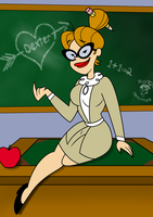 Miss Wimple by TheEdMinistrator765