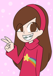 Gravity Falls - Mabel Pines by xXkerrysweetXx