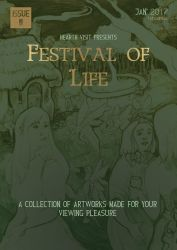 Hearth Visit Issue 3, Festival of Life by JackSephton