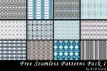 Free Patterns Pack 1 by ALP-Stock