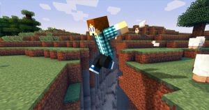 Minecraft Jack Adventure Ravine by Victim753