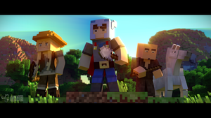 Heroes Unite Minecraft by Guruith