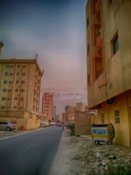 Streets of Ajman 5 by amirajuli