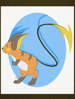 POKEDDEXY Day 4: Electric Type by devilSwirl