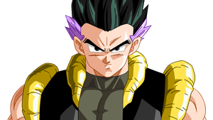 Gotenks by Dark-Crawler