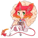GO Auction: Fuwa by JllAO