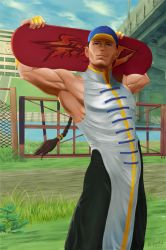Yun Street Fighter IV by kswistak