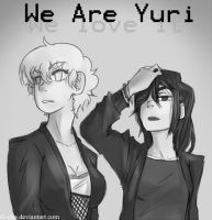 We are Yuri, We Love It!! by G-Cho