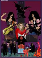 BLACK SABBATH by finaud82