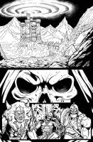 Masters of the universe 1 by SteCarreri