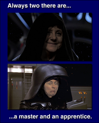 The German Sith Lords by jhubert
