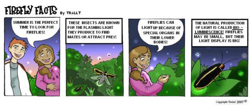 Firefly Facts by TRALLT