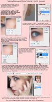 Photo Tutorial Part 1 Retouch by TwinkleCarnage