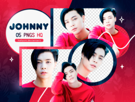 PNG PACK: Johnny #1 by Hallyumi