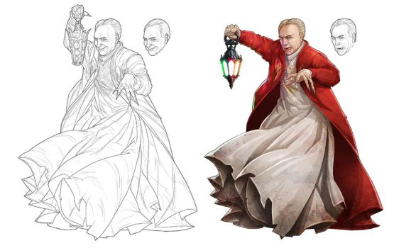 Count Temeraire by lordeeas