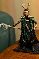 Twist tie Loki by justjake54