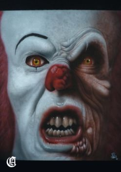 Pennywise by ACrowley