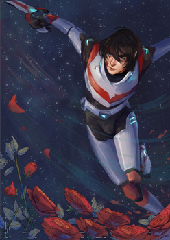 Keith - WIP by sosQsos