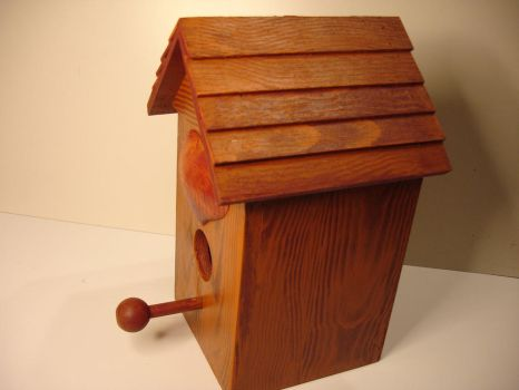 Birdhouse 2 by TrixiePooch