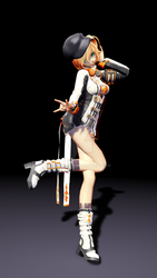 [MMD] Zoe [NO DOWNLOAD] by GetSquiddy