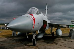 Pakistan Aeronautical Complex JF-17 Thunder by Daniel-Wales-Images