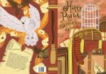 Harry Potter 1 - Book Cover Design by MattOodles
