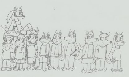 My PA group by Doug-The-Dog
