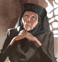 Lady Olenna by Ramonn90
