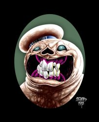 Stay Puft the Marshmallow Monster by sevasuno