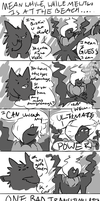 PMD: VF TOMFOOLERY #2: THE RECKONING by rosesarehip