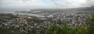 Port Louis Harbour Panorama II by carrotmadman6