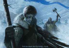 Extreme Makeover: White Walker Edition by FlammablePerson