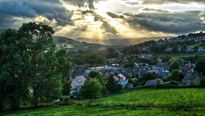 Hathersage by CharmingPhotography