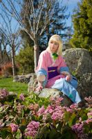 Ao no Exorcist: In the Garden of Amahara by mochi-snack