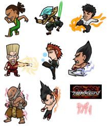 tekken deform by washizuka