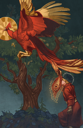 Ivan and the Firebird by Shapooda