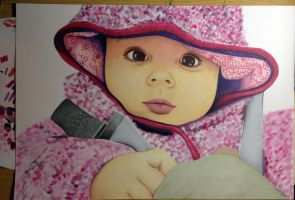 BABY PORTRAIT by inoxdesign