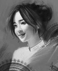 Study #178 by trungbui42