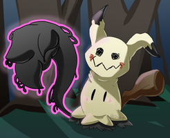 AT: Mimikkyu by Hedgey