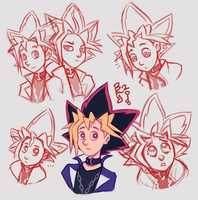 Yugi by Baygel