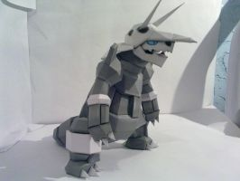 Aggron by kyogre92
