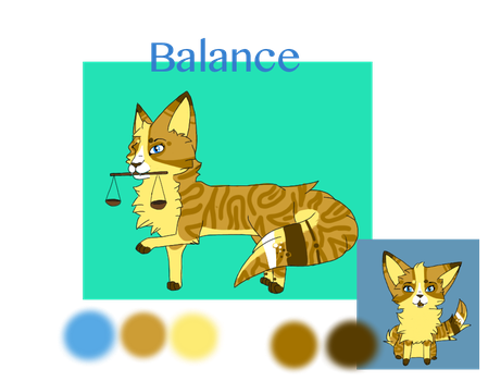 Balance - Simple reference sheet by Deathroke