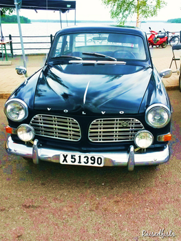 Just another Volvo Amazon by RaisedFists