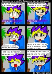 Interview With Yugi Mouto by DukeStewart