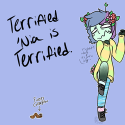 Terrified 'Nia is Terrified (YGH) for squibidodlee by Winterline13