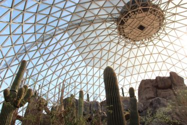 The Desert Dome by shadowfire-x