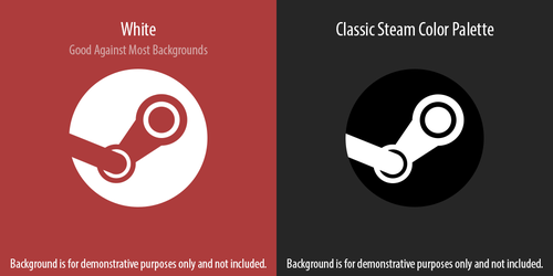 Modern Steam Icon by BoneyardBrew