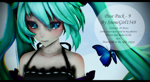 Pose Pack 9 By SnowGirl1548 Download by SnowGirl1548