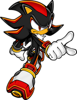 Render (Game Sonic) Shadow 3 by lSepsy