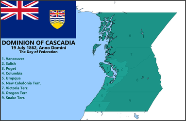 Dominion of Cascadia by Mobiyuz